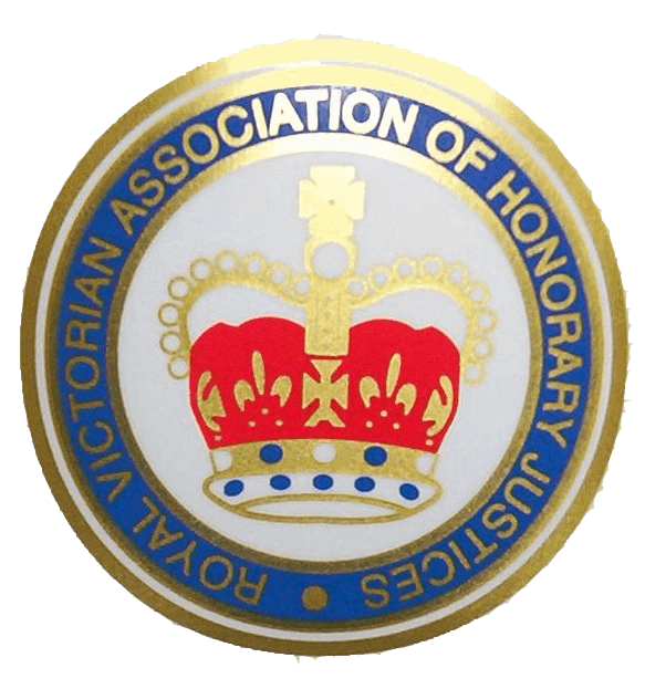 The Royal Victorian Association of Honorary Justices