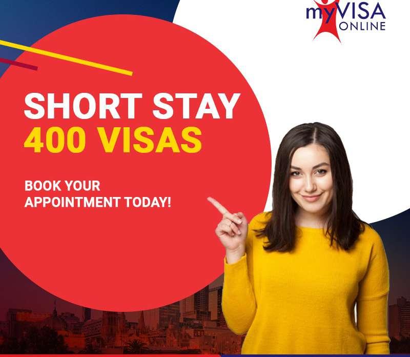 400 Short Stay VISAS