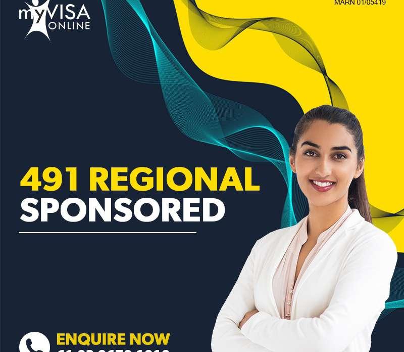 491 Regional Sponsored Visa