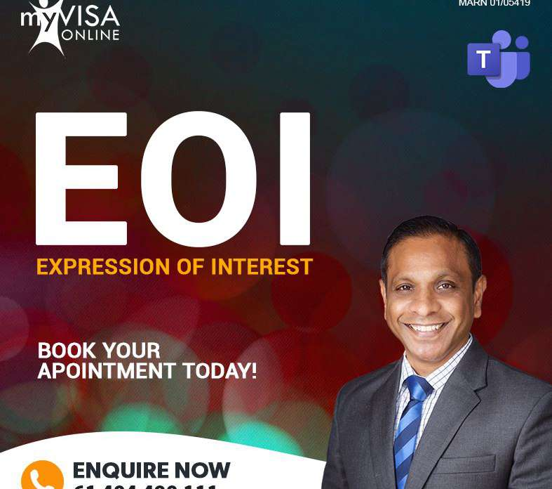EOI – 5 Easy Steps To Apply For Expression of Interest