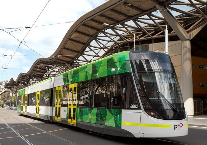 Tram car Service Australia