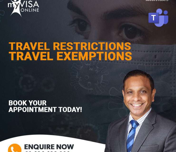 Travel Restrictions | Travel Exemptions