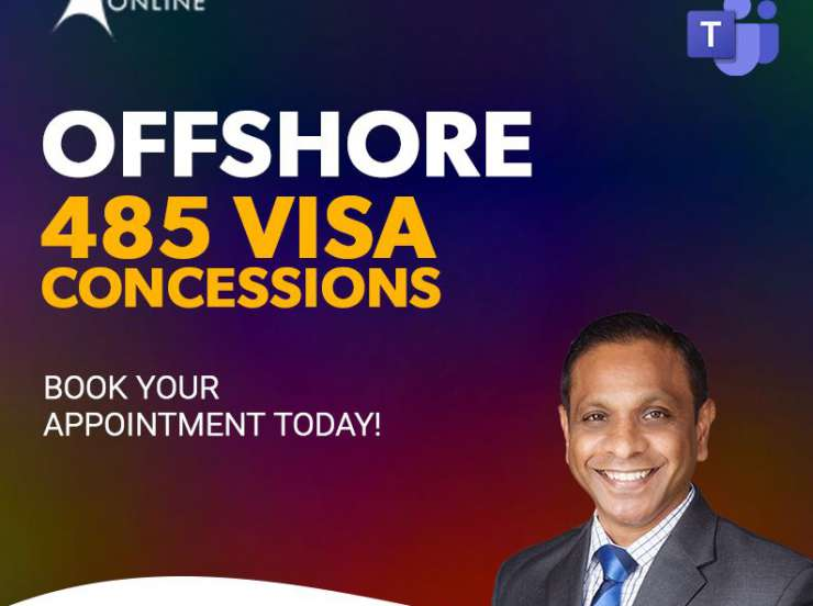 Offshore 485 Visa Concessions