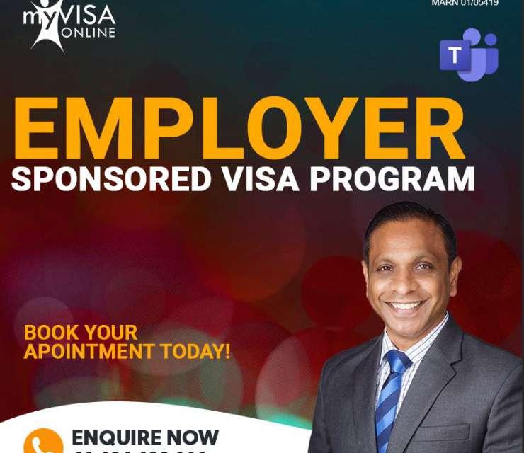 Employer Sponsored Visa Program