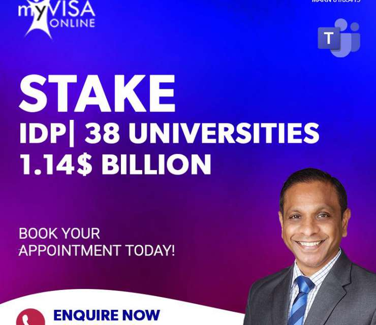 IDP | 38 Universities 1.14Billion Stake